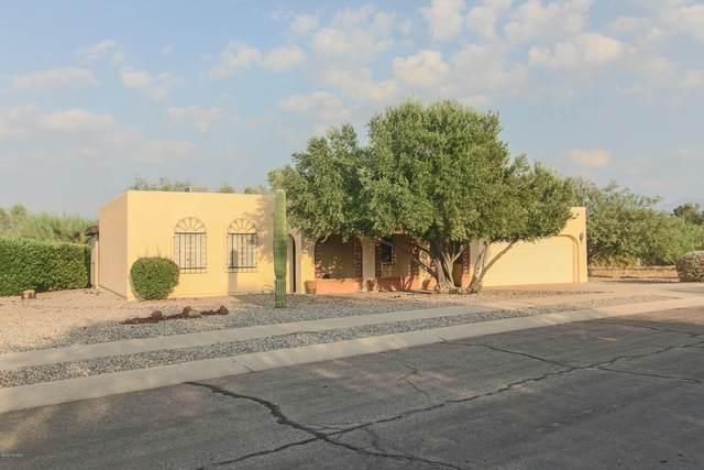 656 N Avenida Tortuga, Green Valley, AZ 85614 (#22022646) :: Tucson Property Executives
