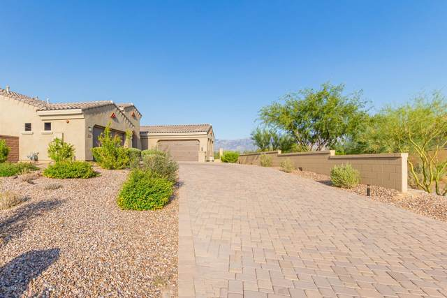 13559 N Trailing Indigo Court, Oro Valley, AZ 85755 (#22022655) :: Keller Williams