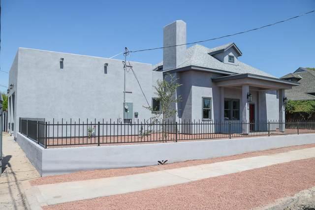 133 E 17th St, Tucson, AZ 85701 (#22022666) :: Kino Abrams brokered by Tierra Antigua Realty