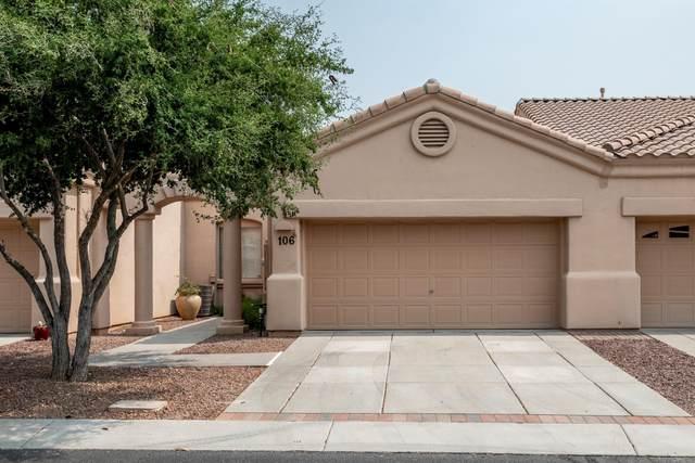 13401 N Rancho Vistoso Boulevard #106, Oro Valley, AZ 85755 (#22022688) :: Gateway Partners