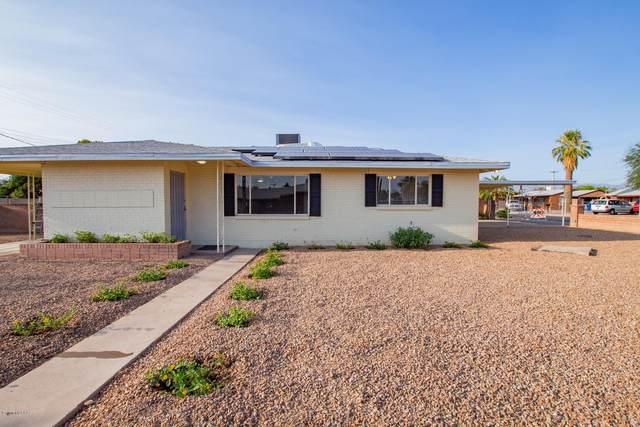 2723 E Crosby Vista, Tucson, AZ 85713 (#22022765) :: Keller Williams