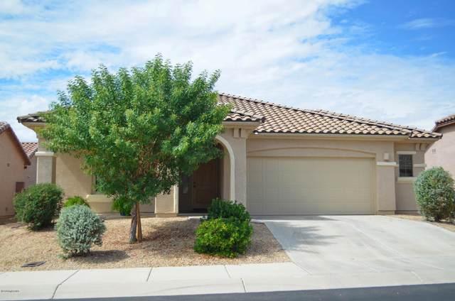 12071 N Quail Feather Boulevard, Marana, AZ 85658 (#22022791) :: The Local Real Estate Group   Realty Executives