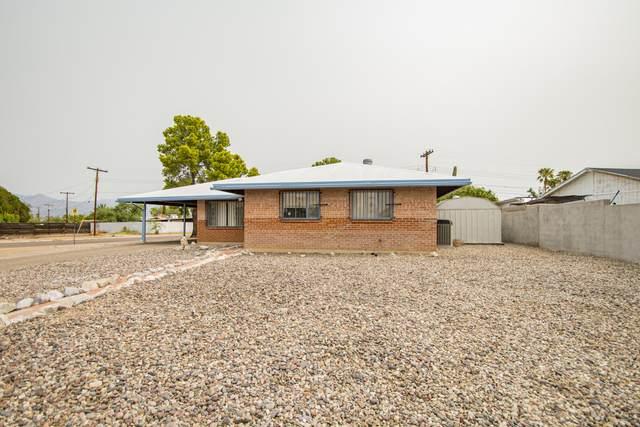 6601 E Calle Cappela, Tucson, AZ 85730 (#22022857) :: Keller Williams