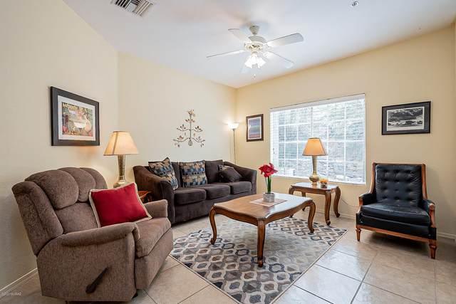 1500 E Pusch Wilderness Drive #13106, Oro Valley, AZ 85737 (#22022886) :: Tucson Property Executives