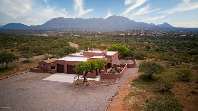95 Camino Josefina, Rio Rico, AZ 85648 (MLS #22022904) :: The Property Partners at eXp Realty