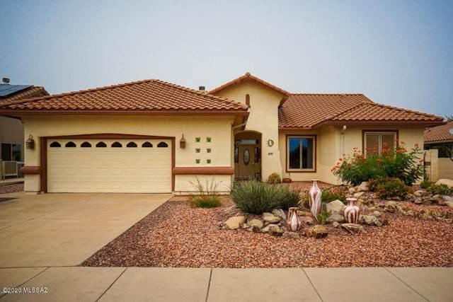 2697 Coral Brooke Drive, Sierra Vista, AZ 85650 (#22022949) :: Long Realty Company