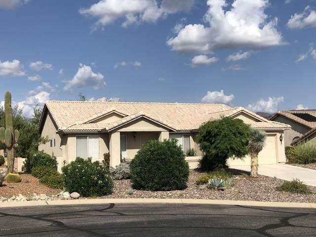 65178 E Rose Ridge Court, Tucson, AZ 85739 (MLS #22022951) :: The Property Partners at eXp Realty