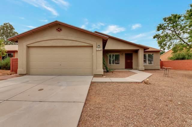 10126 E Rainbow Meadow Drive, Tucson, AZ 85747 (#22022960) :: Long Realty - The Vallee Gold Team