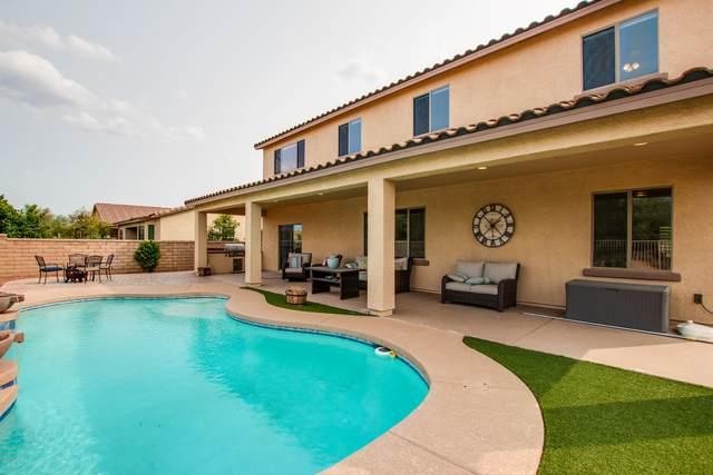 4370 W Windsor Ranch Place, Marana, AZ 85658 (#22022978) :: Long Realty - The Vallee Gold Team