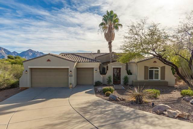 12688 N Spirit Mountain Road, Oro Valley, AZ 85755 (#22022985) :: Kino Abrams brokered by Tierra Antigua Realty