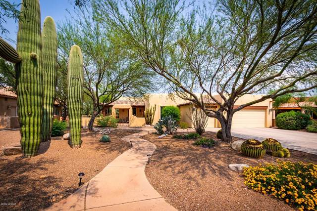 146 Circulo Vespucci, Tubac, AZ 85646 (#22022993) :: Luxury Group - Realty Executives Arizona Properties