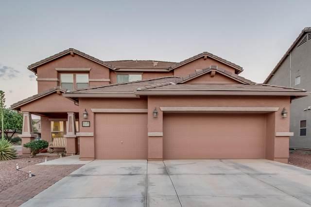 33687 S Miner Road, Red Rock, AZ 85145 (#22023065) :: Tucson Property Executives