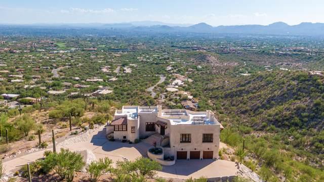 6941 N Finger Rock Place, Tucson, AZ 85718 (#22023077) :: Tucson Property Executives