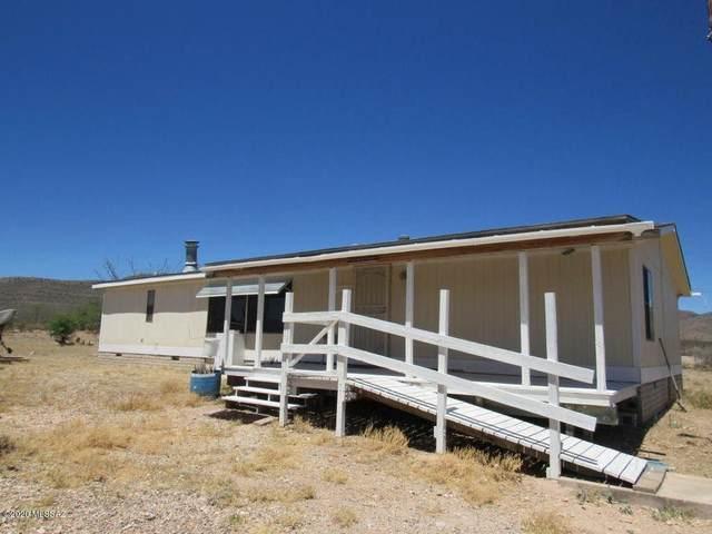2356 N Mustang Heights Road, Huachuca City, AZ 85616 (#22023085) :: Keller Williams