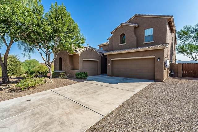 12896 N White Fence Way, Marana, AZ 85653 (MLS #22023095) :: The Property Partners at eXp Realty