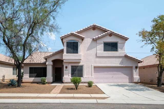 9852 N Pegasus Avenue, Tucson, AZ 85742 (#22023107) :: Tucson Property Executives