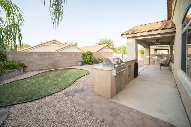 10579 E Carolina Willow Lane, Tucson, AZ 85747 (#22023120) :: Long Realty - The Vallee Gold Team