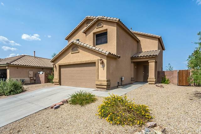957 E Spring Water Canyon Drive, Sahuarita, AZ 85629 (#22023122) :: Tucson Property Executives