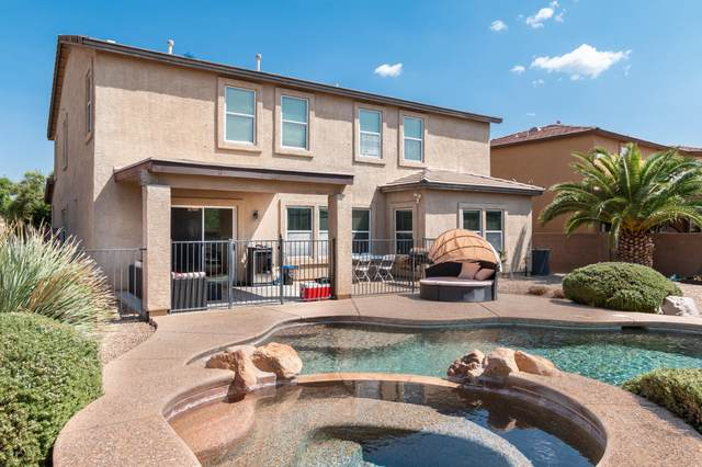 3572 E Fox Trotter Road, Tucson, AZ 85739 (#22023123) :: Long Realty - The Vallee Gold Team
