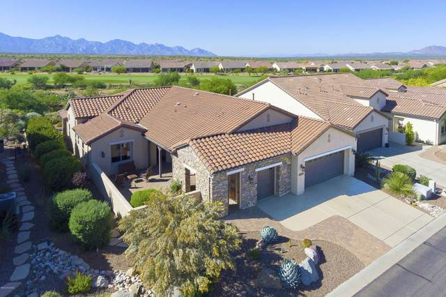 60593 E Arroyo Grande Drive, Oracle, AZ 85623 (#22023125) :: Long Realty - The Vallee Gold Team