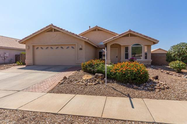 9560 E Magdalena Road, Tucson, AZ 85748 (#22023158) :: The Josh Berkley Team