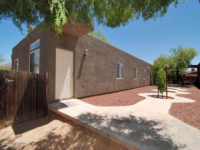 3089 E Allen Road, Tucson, AZ 85716 (#22023170) :: Long Realty - The Vallee Gold Team