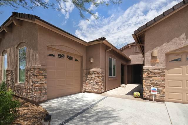 12572 N Sunrise Shadow Drive, Marana, AZ 85658 (#22023190) :: Tucson Property Executives