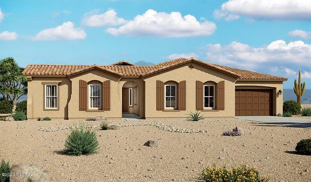 6939 W Turquoise Hills Place, Marana, AZ 85658 (#22023193) :: Long Realty - The Vallee Gold Team