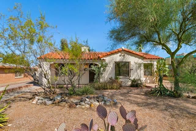 937 E Hampton Street, Tucson, AZ 85719 (#22023196) :: Keller Williams