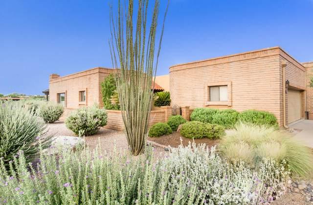 1429 W Via De La Gloria, Green Valley, AZ 85622 (#22023199) :: Tucson Property Executives