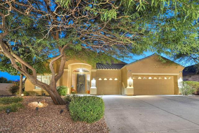 60913 Rock Ledge Loop, Tucson, AZ 85739 (MLS #22023207) :: The Property Partners at eXp Realty