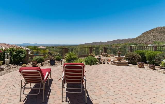 5183 W Navajo Mesa Place, Marana, AZ 85658 (#22023208) :: Tucson Property Executives