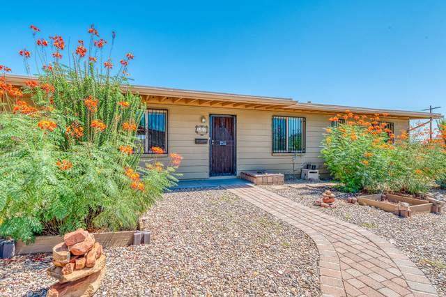 612 N Avenida Alegre, Tucson, AZ 85745 (#22023212) :: Gateway Partners
