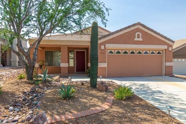 5357 W Eagle Claws Court, Marana, AZ 85658 (#22023213) :: Tucson Property Executives