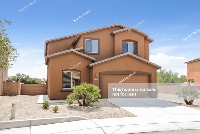3399 W Broward Trail, Tucson, AZ 85741 (#22023214) :: Tucson Property Executives