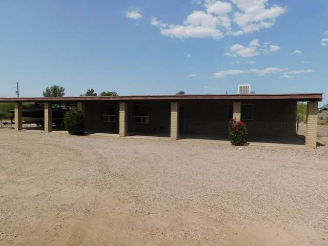 7283 N Camino De Oeste, Tucson, AZ 85741 (#22023219) :: Tucson Property Executives