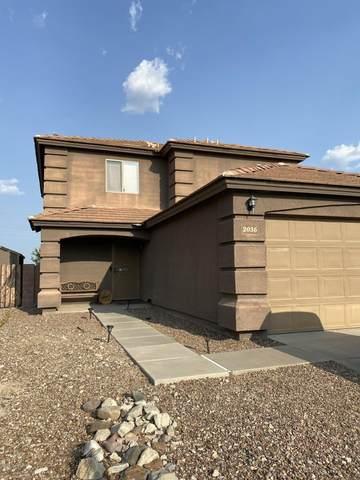 2036 Silver Grass Place, Tucson, AZ 85745 (#22023220) :: Luxury Group - Realty Executives Arizona Properties