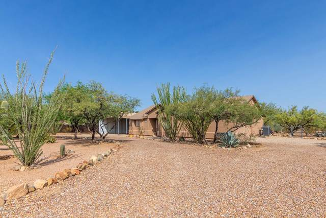 2891 E Wiley Lane, Vail, AZ 85641 (#22023230) :: The Local Real Estate Group | Realty Executives