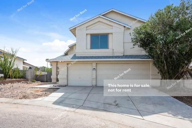 8984 N Agate Place, Tucson, AZ 85742 (#22023237) :: Tucson Property Executives