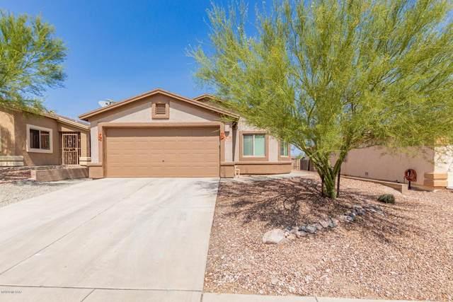 3636 W Avenida Del Mar, Tucson, AZ 85746 (#22023238) :: Long Realty - The Vallee Gold Team