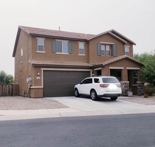 12545 N School Day Drive, Marana, AZ 85653 (#22023240) :: Tucson Property Executives