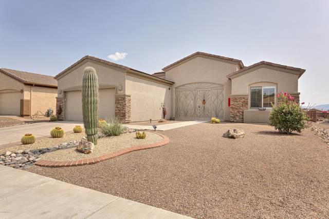 646 W Calle Artistica, Green Valley, AZ 85614 (#22023241) :: Tucson Property Executives