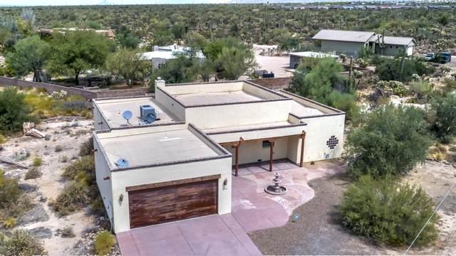 4990 W Camino De Manana, Tucson, AZ 85742 (#22023256) :: Tucson Property Executives