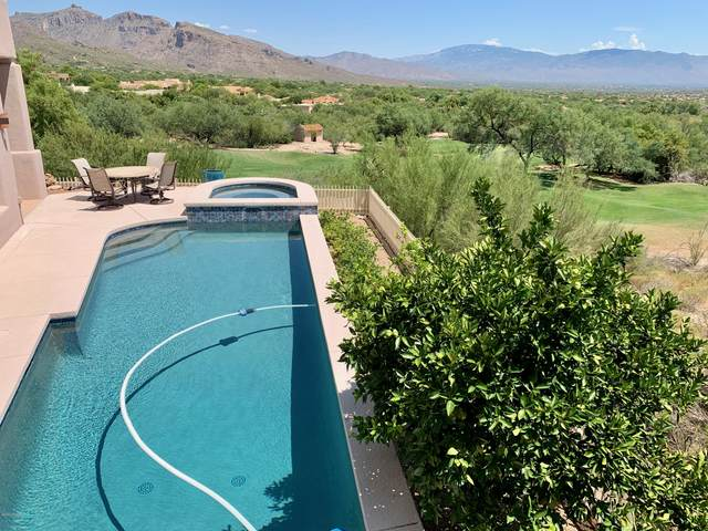 6148 N Ventana View Place, Tucson, AZ 85750 (#22023257) :: The Local Real Estate Group | Realty Executives
