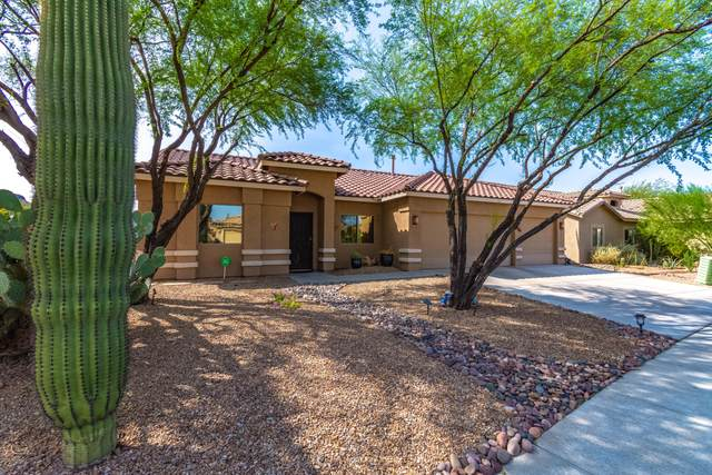 7873 N Higgins Feather Drive, Tucson, AZ 85743 (#22023258) :: Tucson Property Executives