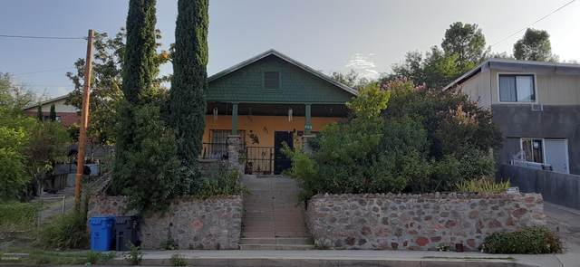 469 Walnut St., Nogales, AZ 85621 (#22023268) :: Kino Abrams brokered by Tierra Antigua Realty