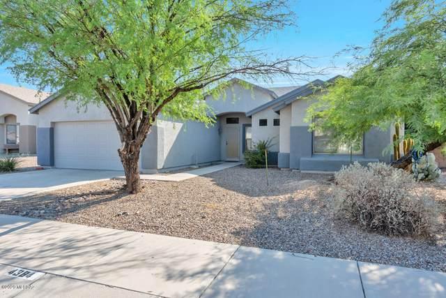 4384 W Gatekeeper Drive, Tucson, AZ 85741 (#22023271) :: Tucson Property Executives