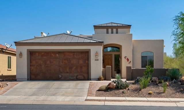 4440 W Crystal Ranch Place, Marana, AZ 85658 (#22023274) :: Tucson Property Executives