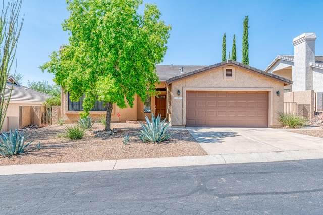 11075 N Olympic Place, Tucson, AZ 85737 (#22023283) :: Long Realty Company
