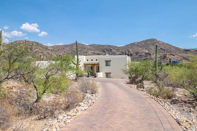 4070 N Larkspur Road, Tucson, AZ 85749 (#22023287) :: The Josh Berkley Team